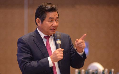 Nguyên Bộ trưởng Bộ Kế hoạch và Đầu tư, ông Bùi Quang Vinh.