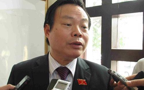 Ông Phùng Quốc Hiển, Chủ nhiệm Ủy ban Tài chính - Ngân sách của Quốc hội.<br>
