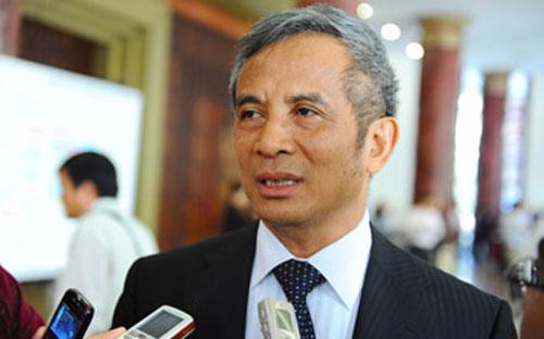Ông Đặng Ngọc Tùng, Chủ tịch Tổng liên đoàn Lao động Việt Nam.
