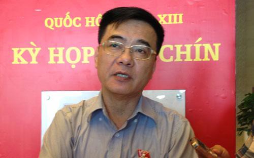 Phó chủ nhiệm Ủy ban Kinh tế Nguyễn Văn Phúc.