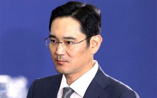 Ông Lee Jae Yong - Ảnh: Bloomberg.