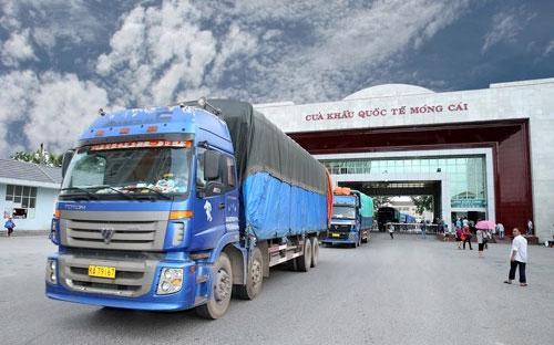 Nguy cơ hàng Trung Quốc tràn vào Việt Nam là hiện hữu.<br>