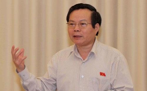 Chủ nhiệm Ủy ban Tài chính - Ngân sách Phùng Quốc Hiển.