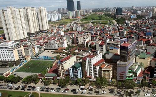 Hiệp hội Bất động sản Tp.HCM nhận định chưa có nguy cơ xảy ra bong bóng bất động sản trong năm 2015 và 2016. <br>