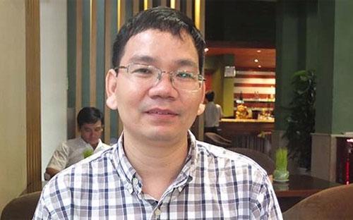 Ông Huỳnh Thế Du, Giám đốc Đào tạo Chương trình giảng dạy kinh tế Fulbright.