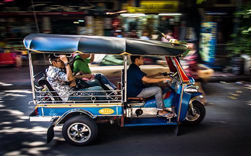 Thái Lan có tỷ lệ người chết vì tai nạn giao thông trên 100.000 dân cao nhất thế giới.