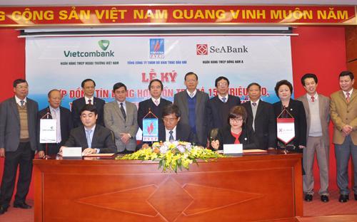 Hợp tác giữa SeABank và PVEP một lần nữa khẳng định đó là cái bắt tay  của những doanh nghiệp uy tín, hàng đầu Việt Nam vì lợi ích của doanh  nghiệp và sự phát triển kinh tế đất nước.
