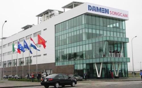 Damen là tên tuổi không còn xa lạ với ngành đóng tàu Việt Nam.<br>