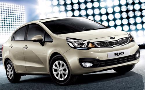 Rio sedan cũng được Thaco Kia nhập khẩu nguyên chiếc với nhiều trang bị hiện đại.