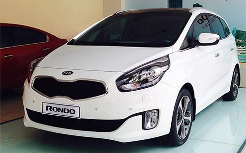 Rondo vẫn đang là một trong những mẫu xe 7 chỗ ngồi có mức sản lượng bán hàng thấp trên thị trường ôtô Việt Nam.<br>