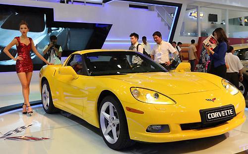 Giới kinh doanh ôtô kỳ vọng thị trường năm nay sẽ có nhiều chuyển  biến tích cực hơn nữa và coi đó như một biểu hiện của sự hồi phục của  đời sống kinh tế nói chung - Ảnh: Đức Thọ.