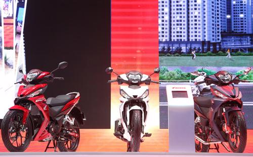 Winner 150 được xác định sẽ cạnh tranh trực tiếp với mẫu xe đang được giới trẻ yêu thích là Yamaha Exciter 150.