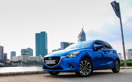 Mức giảm dành cho mẫu xe Mazda2 cao nhất là 22 triệu đồng trong tháng 9.<br>