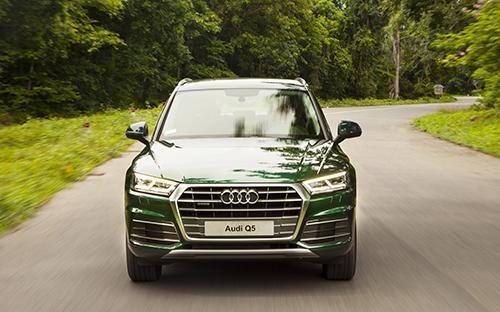 Q5 thế hệ mới được nhập khẩu nguyên chiếc từ nhà máy mới và có quy mô lớn nhất của Audi AG đặt tại Mexico.
