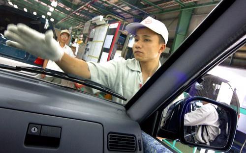 """Bản thân Toyota Việt Nam cũng đã nêu khá rõ trong bản kiến nghị của mình về """"mong muốn"""" tiếp tục duy trì sản xuất sau năm 2018."""