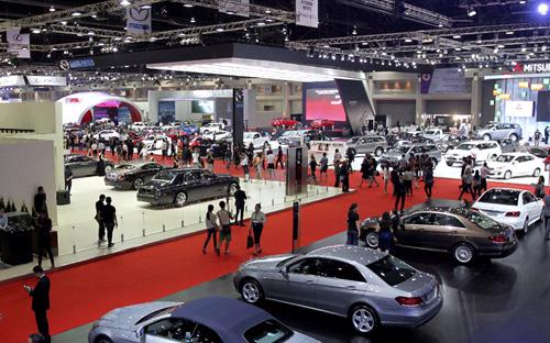 Có thể điểm mặt một số mẫu xe thế hệ mới đang gây sự chú ý tại Bangkok  Motor Show 2014 như Toyota Yaris, Toyota Altis, Honda City, Honda Civic,  Mazda3, Hyunda Sonata…