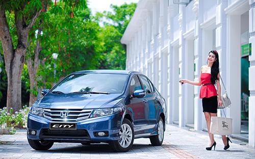 Sau 8 tháng có mặt trên thị trường, đã có gần 1.900 xe City được giao đến tay khách hàng.