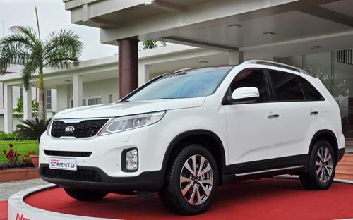 Kia New Sorento cũng đang là một trong những mẫu SUV phổ thông được trang bị đầy đủ nhất các công nghệ và hệ thống an toàn.