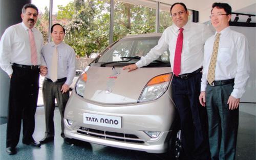 Khả năng Tata Nano được lắp ráp trong nước thay vì nhập khẩu nguyên chiếc nhằm hạ thấp giá thành là khá cao.