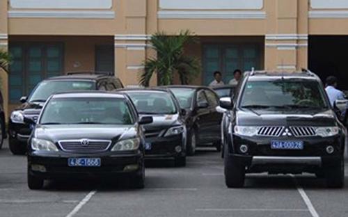Tiêu chuẩn và định mức sử dụng xe ôtô công đối với nhiều chức danh đã được mở rộng và nâng cao hơn so với hiện hành.