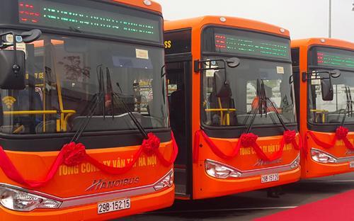 Tuyến xe buýt chất lượng cao từ trung tâm thành phố Hà Nội đến Sân bay  Quốc tế Nội Bài được vận hành bởi Tổng công ty Vận tải Hà Nội  (Transerco).<br>