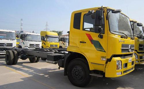 Đại đa số ôtô nhập khẩu từ Trung Quốc đều là xe tải, tỷ lệ xe du lịch và xe bus là rất ít.