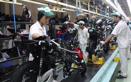 Bên cạnh việc chiếm thị phần áp đảo, Honda cũng là thương hiệu xe máy  đạt tỷ lệ nội địa hóa cao nhất tại Việt Nam hiện nay với tỷ lệ nội địa  hóa trung bình trên 90%.