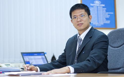 Tổng giám đốc người Việt đầu tiên của Ford Việt Nam, ông Phạm Văn Dũng.