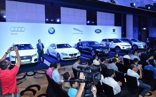 Đây đều là các mẫu xe được nhập khẩu nguyên chiếc và phân phối chính hãng.