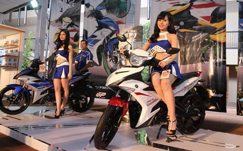 Với việc đưa Exciter 150 ra thị trường, Yamaha tỏ rõ ý đồ nâng lên một  phân khúc mới, cao hơn để gần như không có đối thủ cạnh tranh trực tiếp.