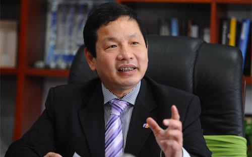 Ông Trương Gia Bình.