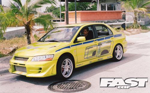 """Mitsubishi sẽ khai tử dòng xe từng góp mặt trong phim """"bom tấn"""" Fast and Furious - Ảnh: Fast Car.<br>"""