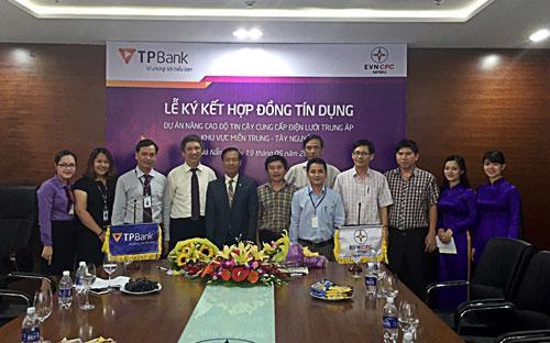 TPBank từng là ngân hàng đi đầu trong việc tài trợ tín dụng trong lĩnh  vực hàng không, tiếp sau là công nghệ phụ trợ và nhiều lĩnh vực kinh tế  khác.
