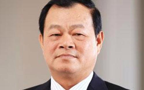 Ông Trần Đắc Sinh, Chủ tịch Sở Giao dịch Chứng khoán Tp.HCM.<br>