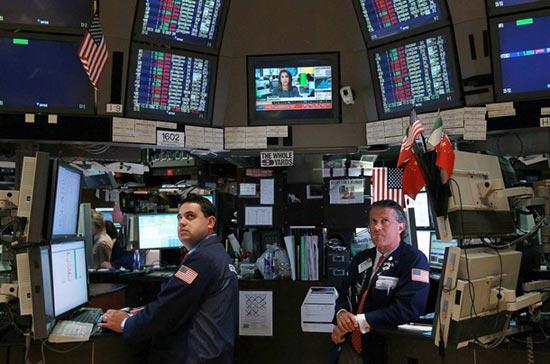 9/10 nhóm ngành cổ phiếu thuộc chỉ số S&amp;P 500 đóng cửa tăng điểm - Ảnh: Getty.<br>