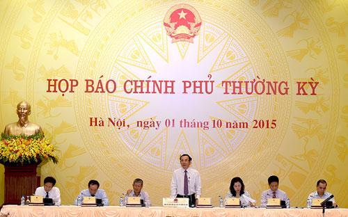 Bộ trưởng Nguyễn Văn Nên: Hiện Thủ tướng chưa có ý kiến gì về báo cáo của Hà Nội đối với dự án cao ốc 8B Lê Trực.<br>