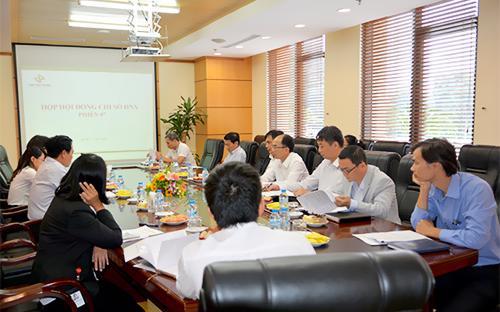 Hội đồng chỉ số của HNX họp quyết định thay đổi cách tính chỉ số HNX-Index và đưa ra nhiều chỉ số mới.