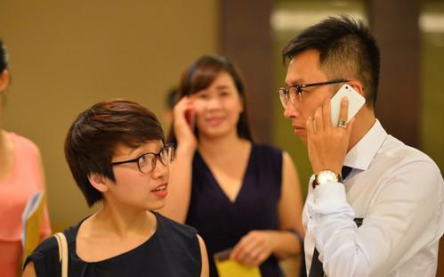 """Năm 2015, Viettel công bố chương trình khách hàng thân thiết mới với  triết lý """"coi mỗi khách hàng là một cá thể riêng biệt"""" - Ảnh: Hà Nguyễn."""