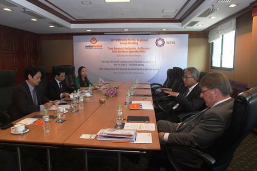 Đây là lần đầu tiên hội nghị thường niên các Ngân hàng Tiết kiệm khu vực  Châu Á Thái Bình Dương được tổ chức tại Việt Nam và LienVietPostBank là  ngân hàng được WSBI lựa chọn đồng tổ chức Hội nghị này. <br>