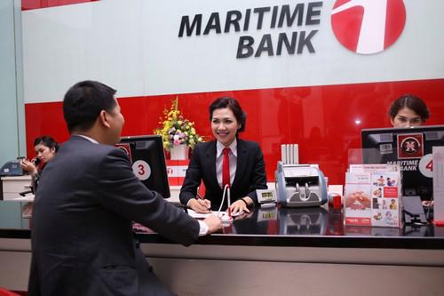 """""""Hệ thống công nghệ và quản lý của Maritime Bank cho phép ngân hàng theo  dõi liên tục được hệ thống ATM trên toàn quốc, dự báo các xu hướng  tăng/giảm giao dịch trong tương lai và quản lý lượng quỹ tồn trên từng  ATM tại từng thời điểm""""."""