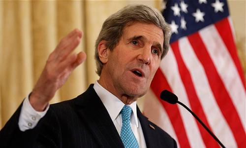 Ngoại trưởng Mỹ John Kerry khẳng định, TPP rất quan trọng với Việt Nam, bởi định chế thương mại này sẽ giúp có thêm nhiều đối tượng tại Việt Nam hưởng lợi từ tăng trưởng kinh tế. <br>