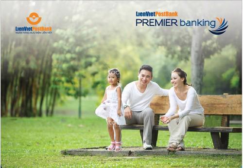 Dịch vụ khách hàng cá nhân ưu tiên là dịch vụ khách hàng chuyên biệt dành cho đối tượng khách hàng cao cấp của LienVietPostBank.
