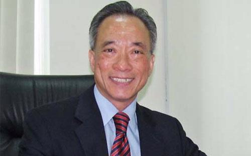 TS. Nguyễn Trí Hiếu, thành viên Hội đồng Quản trị ABBank.