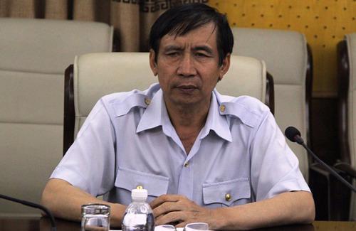 Ông Lê Tiến Hào, Phó tổng thanh tra Chính phủ. <br>