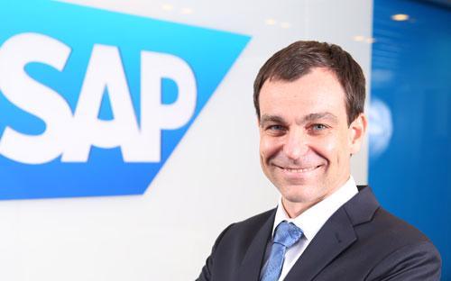Ông Liher Urbizu Giám đốc hãng công nghệ SAP tại khu vực Đông Dương.
