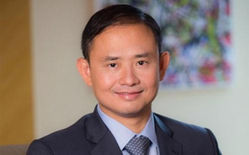Ông Trần Nhất Minh, Phó tổng giám đốc Ngân hàng Quốc tế (VIB).<br>