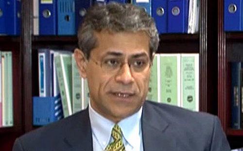 Ông Sanjay Kalra, Đại diện Thường trú của IMF tại Việt Nam.