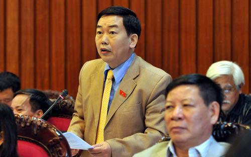Đại biểu Nguyễn Văn Tuyết tán thành với loại ý kiến cần bổ sung quy định mang thai hộ vì mục đích nhân đạo, bởi vô sinh đã khá phổ biến