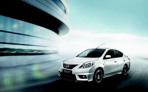 Nissan Sunny trở nên hoàn toàn mới lạ với bộ phụ kiện Nismo Aerokit.