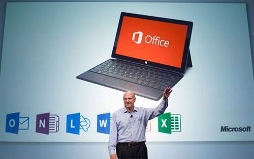 Với chiến dịch tặng miễn phí các ứng dụng Office trên nền tảng hệ điều hành iOS của Apple và Android của Google, Microsoft đang  muốn thu hút một lượng lớn người dùng tiềm năng, trước khi chuyển sang  sử dụng phiên bản đầy đủ Office 365 trực tuyến với mức phí 7 USD một  tháng.
